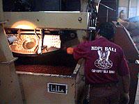 Modern roasting facilities